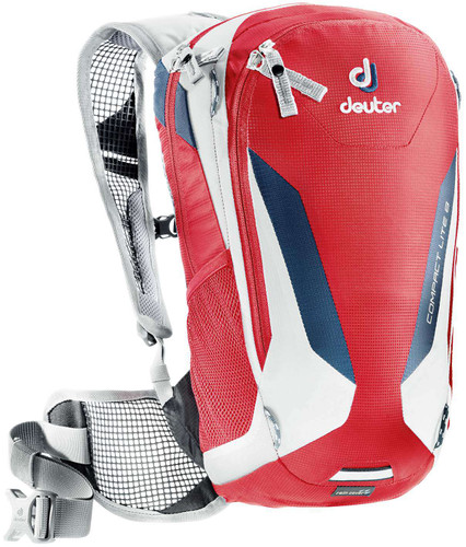 Deuter Compact Lite 8 Fire / White Main Image