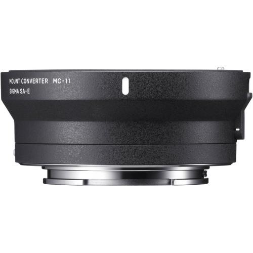 Sigma Mount Converter MC-11 Main Image