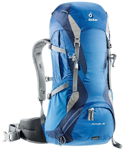 Deuter Futura 32 Steel / Navy Main Image
