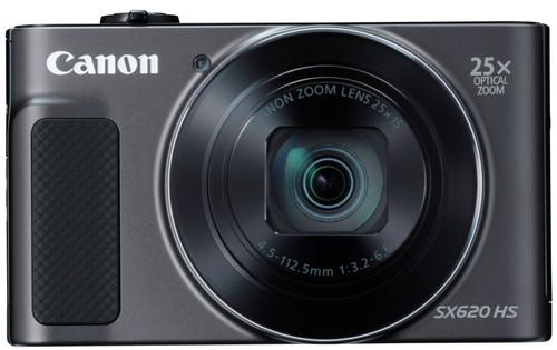 Canon Powershot SX620 HS Zwart Main Image