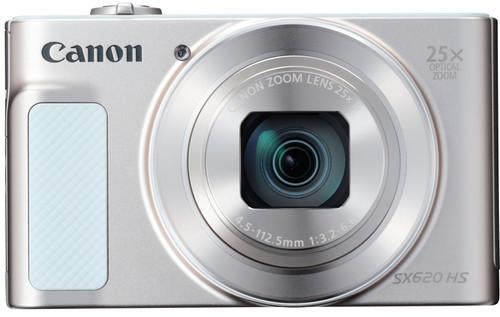 Canon Powershot SX620 HS Wit Main Image
