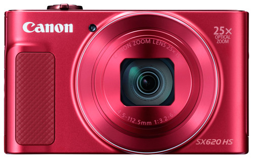 Canon Powershot SX620 HS Red Main Image