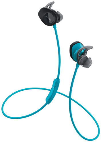Bose SoundSport wireless headphones Blauw Main Image
