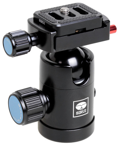 Sirui Head C-10 S Ball Head Black Main Image