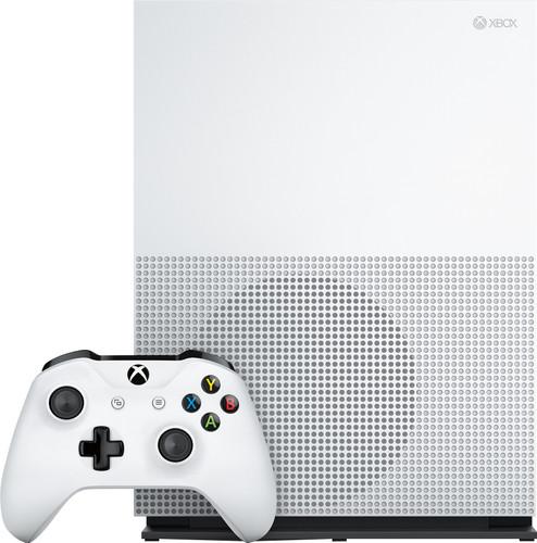 Microsoft Xbox One S 1 TB Main Image