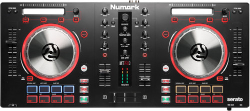 Numark Mixtrack Pro 3 Main Image