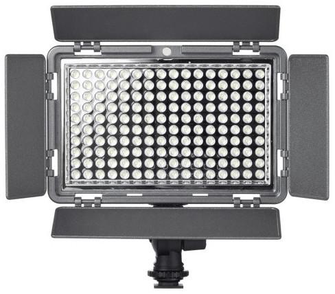 Vibesta Verata160 Daylight LED On Camera Light Main Image