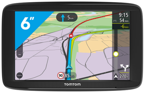 TomTom Via 62 Western Europe Main Image