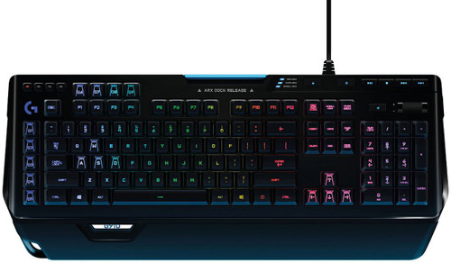 Logitech G910 Orion Spectrum QWERTY Main Image