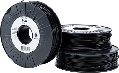 Ultimaker PLA Black Filament 2.85 mm (0.75 kg) Main Image