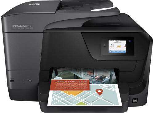 HP OfficeJet Pro 8715 e-All-in-One (K7S37A) Main Image