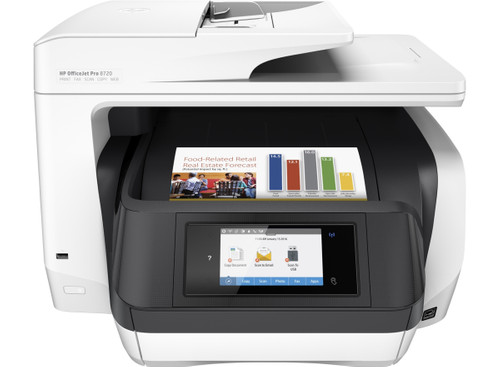 HP OfficeJet Pro 8720 e-All-in-One (D9L19A) Main Image