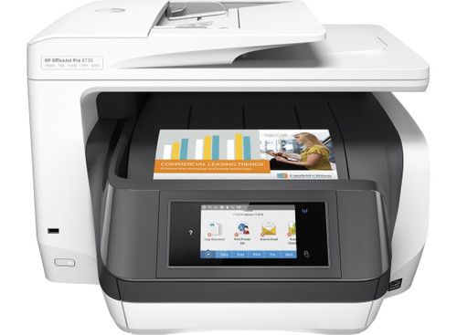 HP OfficeJet Pro 8730 All-in-One Main Image