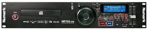 Numark MP103USB Main Image