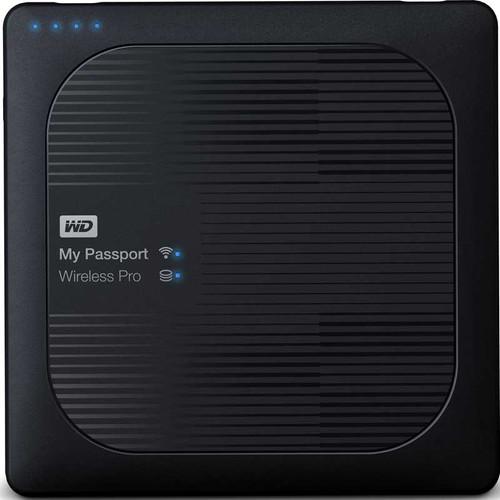 WD My Passport Wireless Pro 2 TB Main Image