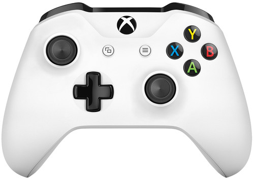 Microsoft Xbox One Draadloze Controller Wit Main Image