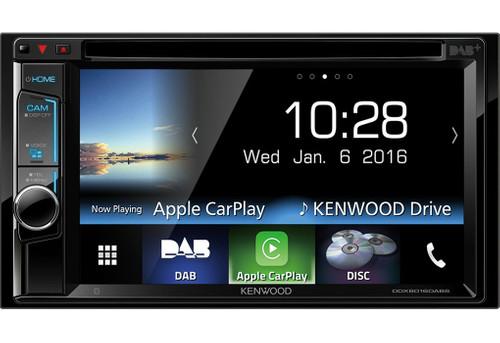 Kenwood DDX8016DABS Main Image