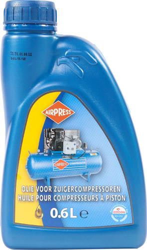 Airpress Piston Compressor Oil 0.6 L Main Image