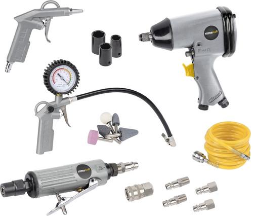 Powerplus Air tool set (25-piece) Main Image