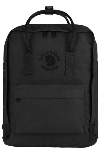 Fjällräven Re-Kånken Black Main Image