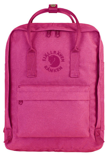 Fjällräven Re-Kånken Pink Rose 16L Main Image
