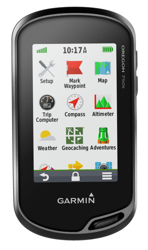 Garmin Oregon 750T Main Image