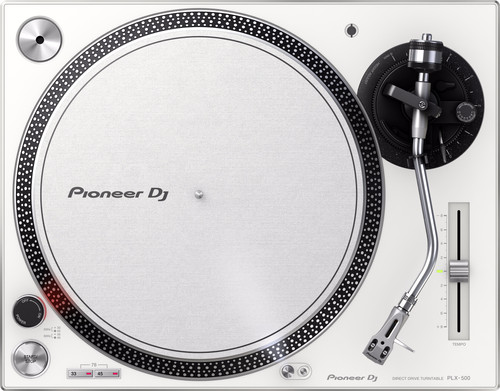 Pioneer PLX-500 Wit Main Image