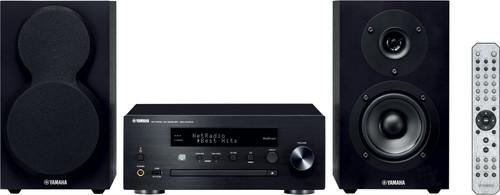 Yamaha MCR-N470 DAB+ Black/Black Main Image
