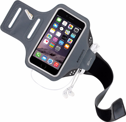 Mobiparts Comfort Fit Apple iPhone 6 Plus/6s Plus Grijs Main Image