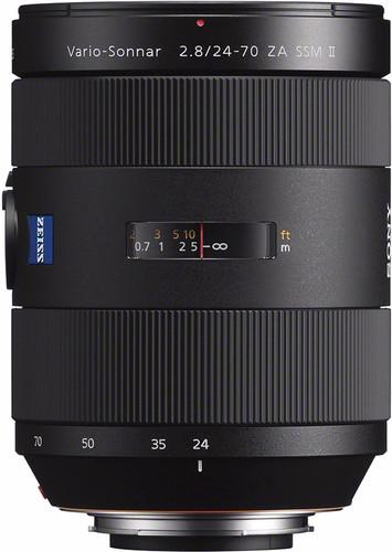 Sony Vario-Sonnar T* 24-70mm f/2.8 ZA SSM II Main Image