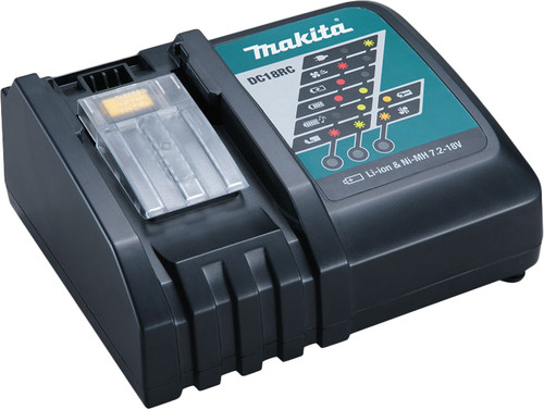 Makita Acculader 14,4/18V DC18RC Main Image