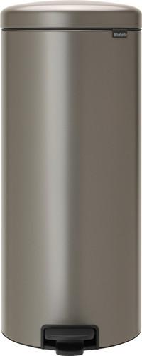 Brabantia NewIcon Pedaalemmer 30 Liter Platinum Main Image