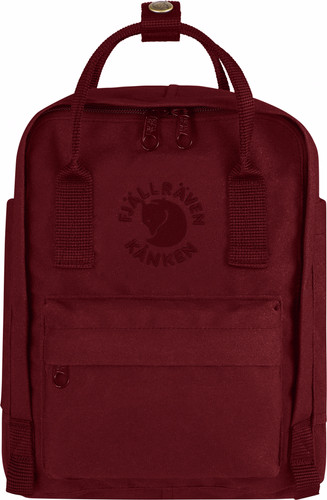 Fjällräven Re-Kånken Mini Ox Red 7L - Kinderrugzak Main Image