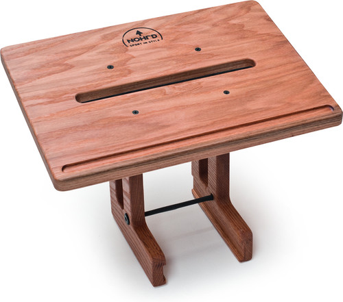 WaterRower Laptop & Tablet Support Natural Oak Main Image