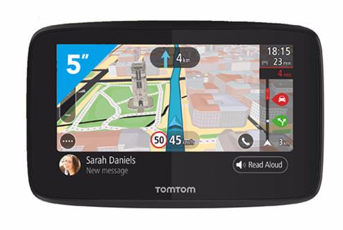 TomTom GO 5200 World Main Image