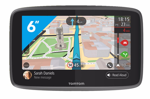 TomTom GO 6200 World Main Image