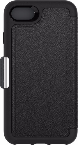 Otterbox Strada Apple iPhone SE 2/8/7/6s/6 Book Case Leather Black Main Image