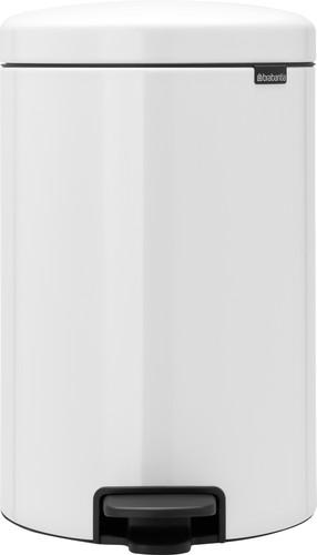 Brabantia NewIcon Pedaalemmer 20 Liter Wit Main Image