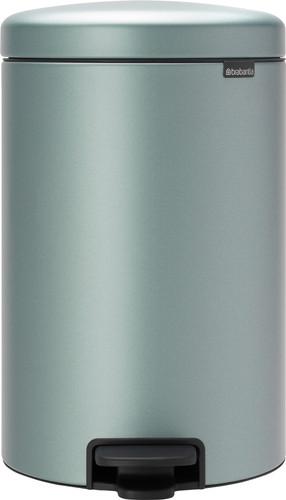 Brabantia NewIcon Pedaalemmer 20 Liter Metallic Mint Main Image