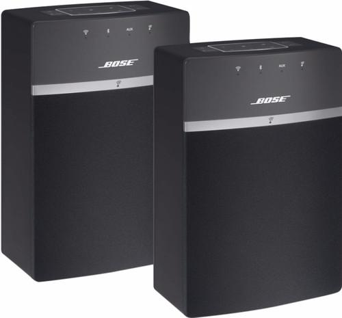 Bose SoundTouch 10 Duo Pack Zwart Main Image