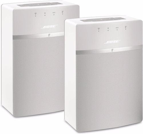Bose SoundTouch 10 Duo Pack White Main Image