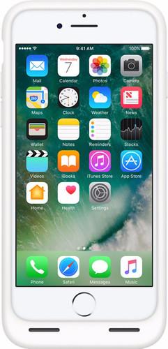 Apple iPhone 7 Smart Battery Case White Main Image
