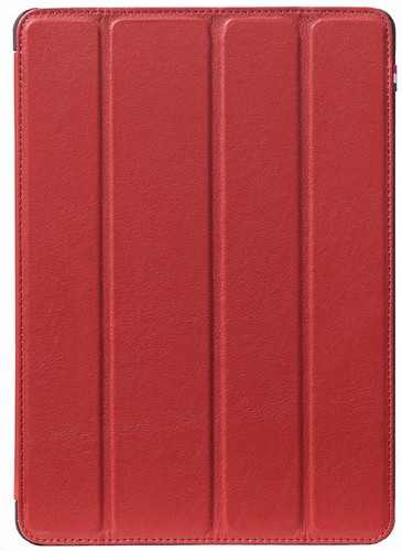 Decoded iPad Pro 9.7 inch Leather Slim Cover Rood Main Image