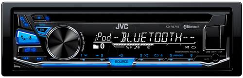 JVC KD-R871BT Main Image