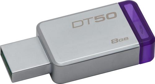 Kingston DataTraveler 50 USB 3.0 8GB Main Image