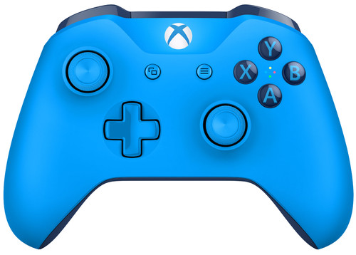 Microsoft Xbox One Wireless Controller Blue Main Image