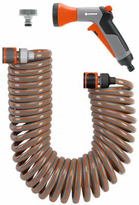 Second Chance Gardena Spiral hose set 10m Main Image