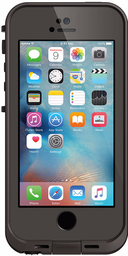 Lifeproof Fre Case Apple iPhone 5/5S/SE Gray Main Image