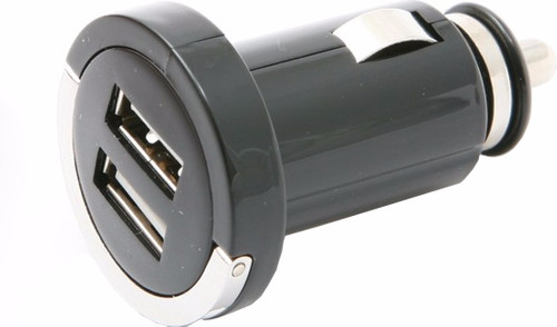 Veripart Universal Car Charger Dual USB Main Image