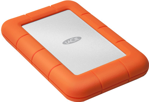 LaCie Rugged Mini USB-C 4TB Main Image